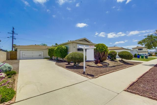 783 Applewood Dr, El Cajon, CA 92021 (#180027989) :: PacifiCal Realty Group