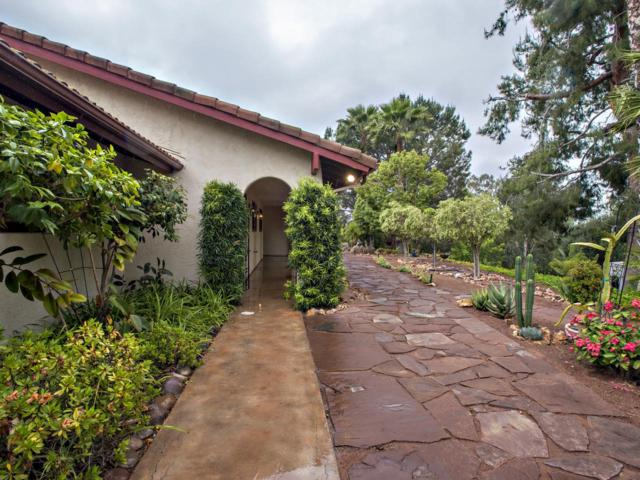 709 Yucca Rd, Fallbrook, CA 92028 (#180028166) :: Keller Williams - Triolo Realty Group