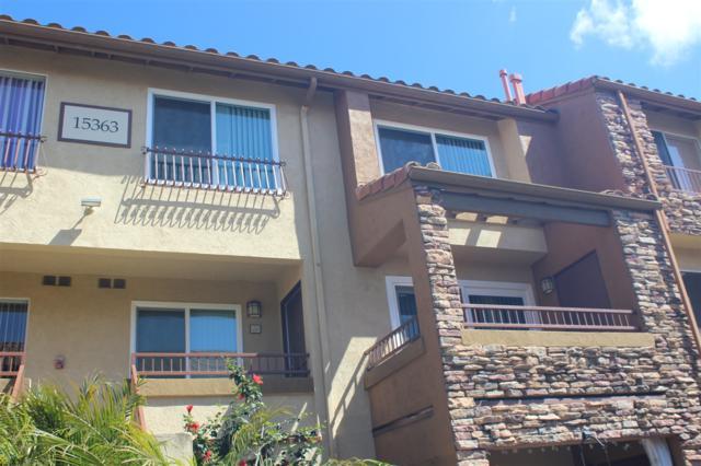 15363 Maturin Dr #155, San Diego, CA 92127 (#180028233) :: Ascent Real Estate, Inc.