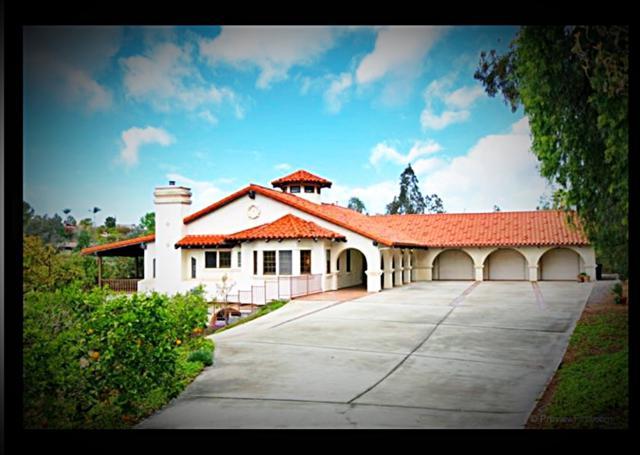 1707 Monserate Way, Fallbrook, CA 92028 (#180028371) :: Ghio Panissidi & Associates