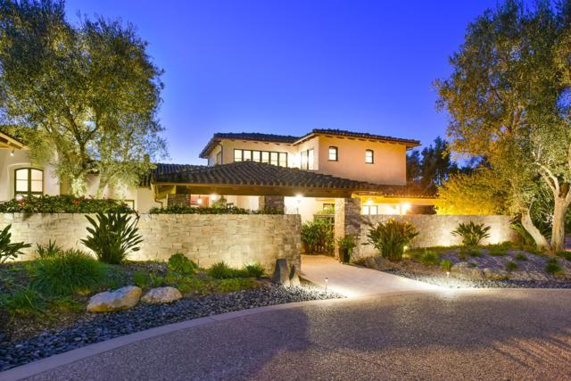 17732 Circa Oriente, Rancho Santa Fe, CA 92067 (#180028406) :: Neuman & Neuman Real Estate Inc.