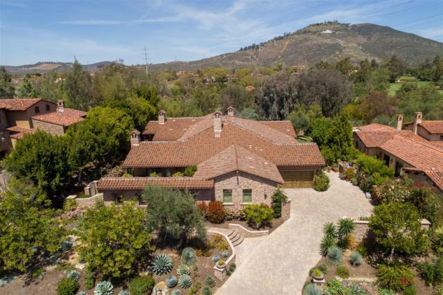 18504 Calle La Serra, Rancho Santa Fe, CA 92091 (#180028487) :: Neuman & Neuman Real Estate Inc.