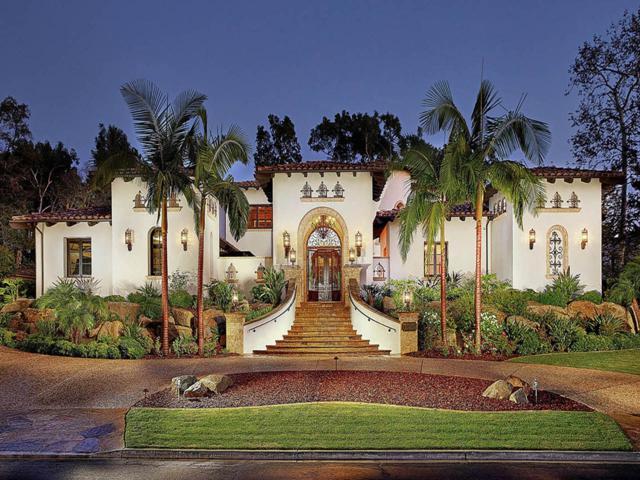 17267 Calle Mayor, Rancho Santa Fe, CA 92067 (#180028593) :: Neuman & Neuman Real Estate Inc.