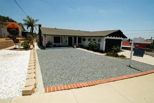 1535 Clarke Dr, El Cajon, CA 92021 (#180028795) :: The Yarbrough Group