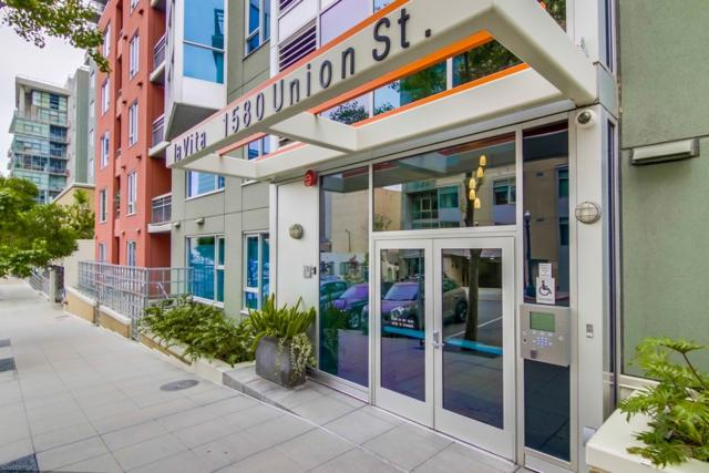 1580 Union St #410, San Diego, CA 92101 (#180028828) :: Heller The Home Seller