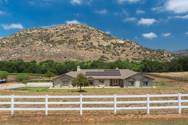 23048 Tombill Road, Ramona, CA 92065 (#180029244) :: The Yarbrough Group
