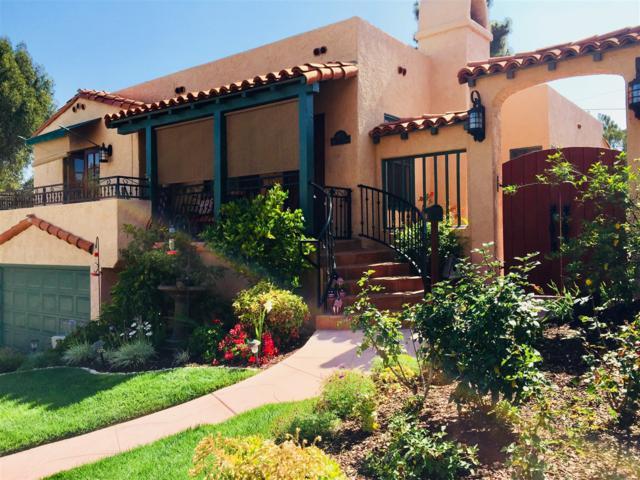 4551 Van Dyke Avenue, San Diego, CA 92116 (#180029507) :: Whissel Realty