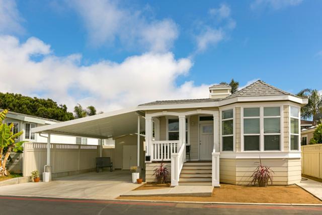 699 N Vulcan Ave #128, Encinitas, CA 92024 (#180029513) :: Ascent Real Estate, Inc.