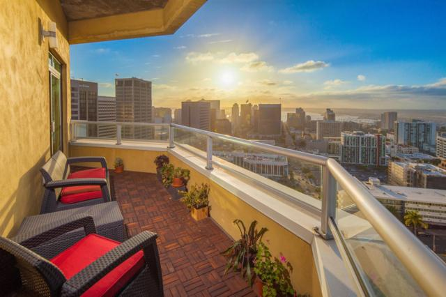 801 Ash St #1901, San Diego, CA 92101 (#180030109) :: Ascent Real Estate, Inc.