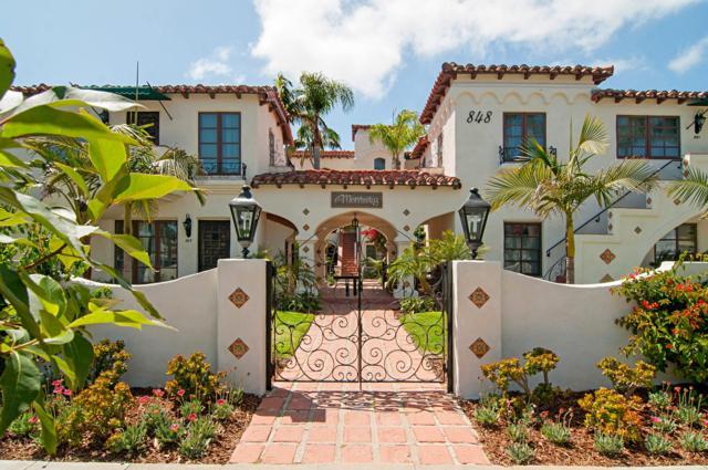 848 D Avenue #206, Coronado, CA 92118 (#180030164) :: Neuman & Neuman Real Estate Inc.
