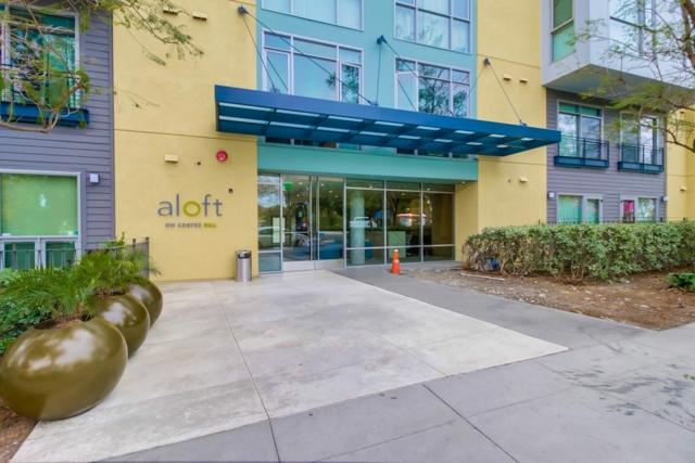889 Date #328, San Diego, CA 92101 (#180030170) :: Ascent Real Estate, Inc.