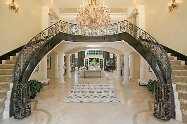 6397 Clubhouse Drive, Rancho Santa Fe, CA 92067 (#180030178) :: Neuman & Neuman Real Estate Inc.