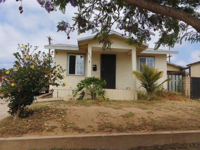 1417 I Ave, National City, CA 91950 (#180030479) :: Neuman & Neuman Real Estate Inc.