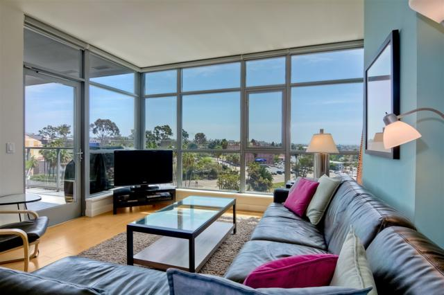1441 9Th Ave #605, San Diego, CA 92101 (#180030653) :: Ascent Real Estate, Inc.