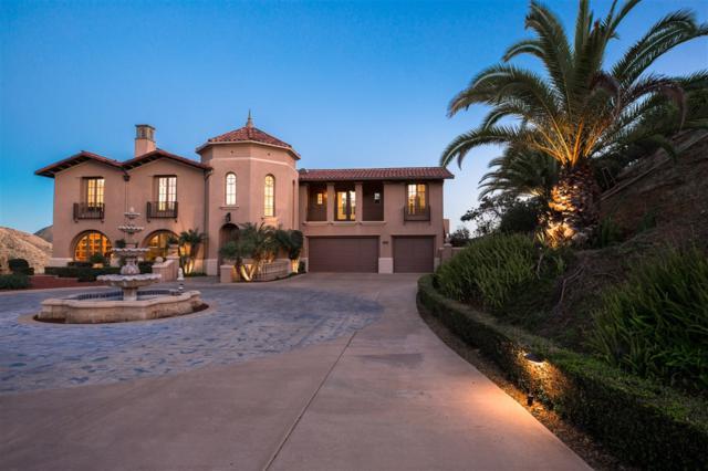 7823 Calle Cima, Rancho Santa Fe, CA 92067 (#180030789) :: Ascent Real Estate, Inc.