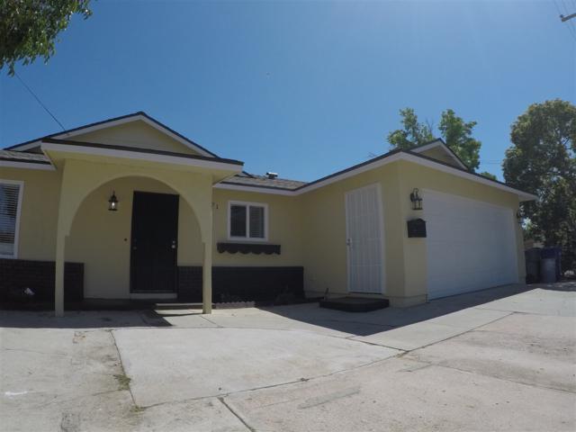 1471 E Madison, El Cajon, CA 92019 (#180030906) :: KRC Realty Services