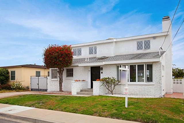 965 Temple Street, San Diego, CA 92106 (#180030961) :: Douglas Elliman - Ruth Pugh Group