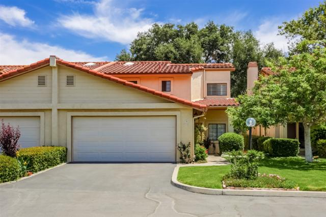 1718 Tecalote Dr #9, Fallbrook, CA 92028 (#180030967) :: Neuman & Neuman Real Estate Inc.