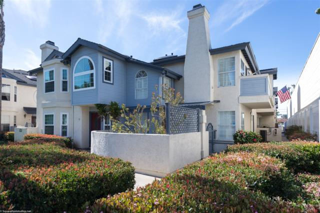 1100 Adella #13, Coronado, CA 92118 (#180030996) :: Neuman & Neuman Real Estate Inc.