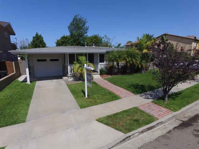 3528 Ottawa Ave., San Diego, CA 92117 (#180031063) :: Whissel Realty