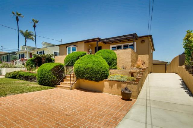 3430 Carleton St, San Diego, CA 92106 (#180031162) :: Heller The Home Seller