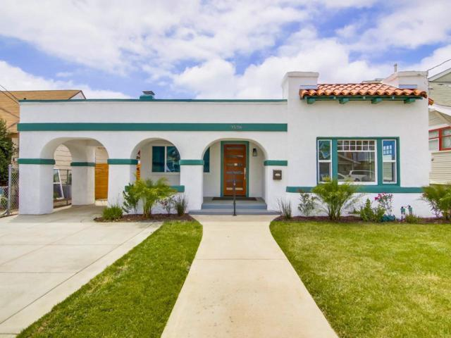 3536 29Th St, San Diego, CA 92104 (#180031407) :: Neuman & Neuman Real Estate Inc.