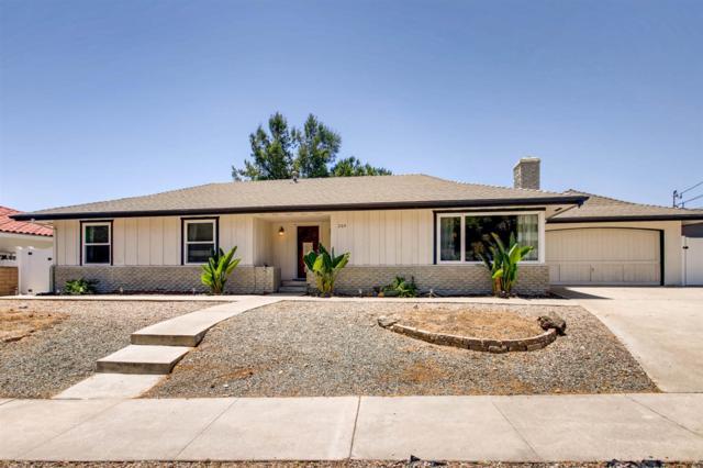 208 Cottonpatch Way, El Cajon, CA 92020 (#180031516) :: Douglas Elliman - Ruth Pugh Group