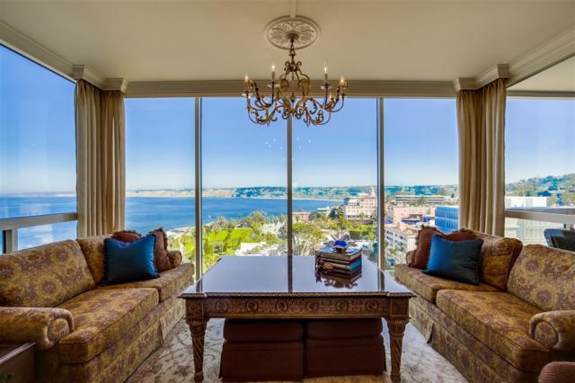 939 Coast Blvd. 18 F & G, La Jolla, CA 92037 (#180031573) :: Neuman & Neuman Real Estate Inc.