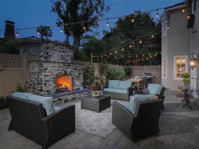 7695 Hillside Drive, La Jolla, CA 92037 (#180031584) :: Neuman & Neuman Real Estate Inc.