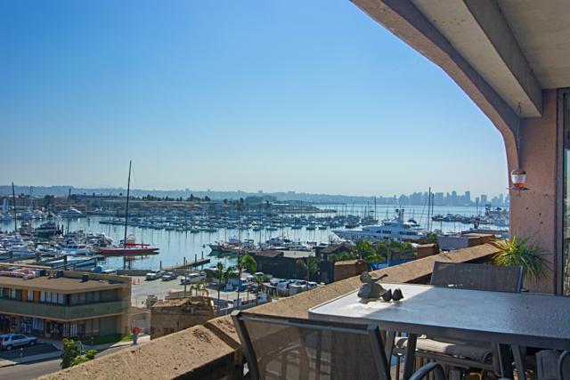 1150 Anchorage Lane #614, San Diego, CA 92106 (#180031639) :: Ascent Real Estate, Inc.