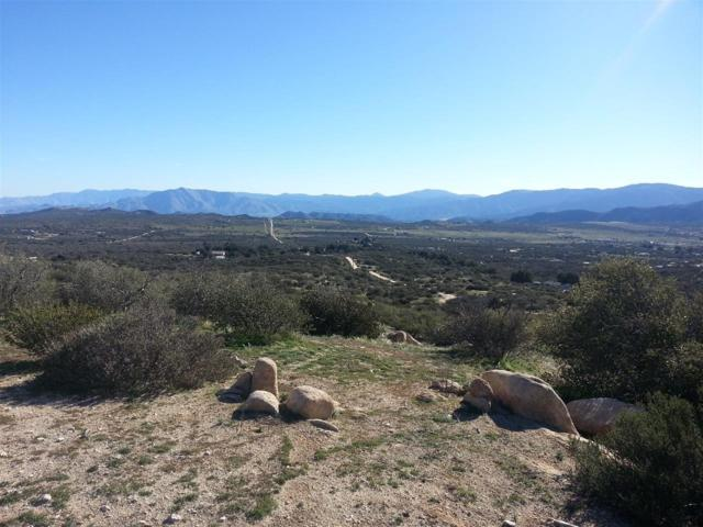 Landmark Ln #00, Ranchita, CA 92066 (#180031644) :: Keller Williams - Triolo Realty Group