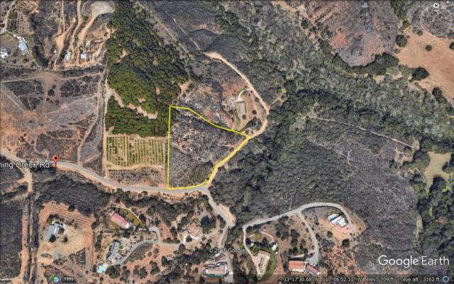 Running Creek Road #3, Valley Center, CA 92026 (#180031690) :: The Yarbrough Group