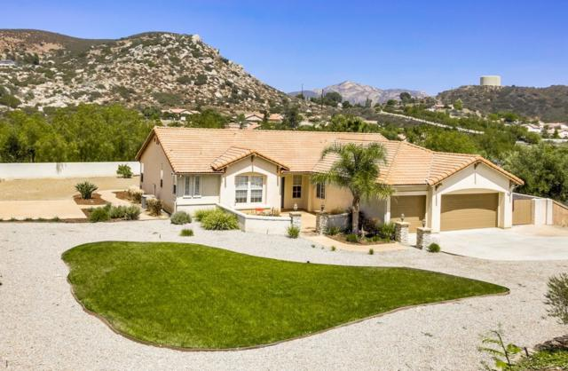 17325 Rising Dale Way, Ramona, CA 92065 (#180031727) :: Ascent Real Estate, Inc.