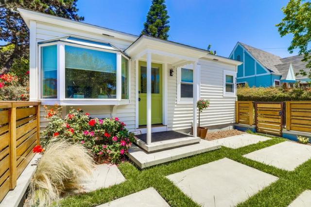 3506 Juniper Street, San Diego, CA 92104 (#180031789) :: Neuman & Neuman Real Estate Inc.