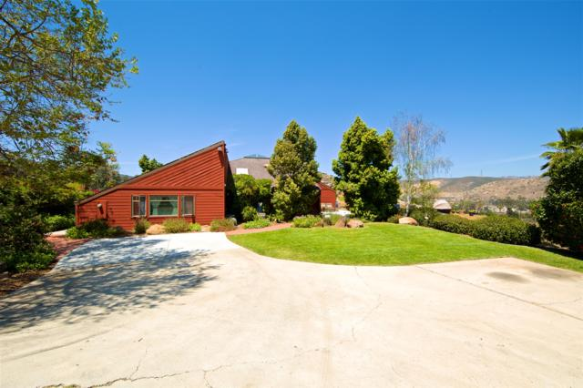 11869 Hi Ridge Rd, Lakeside, CA 92040 (#180031809) :: Bob Kelly Team