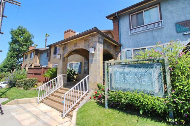 5562 Adelaide Ave #17, San Diego, CA 92115 (#180031823) :: Ascent Real Estate, Inc.