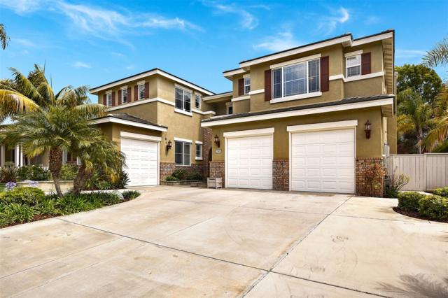 2901 Segovia Way, Carlsbad, CA 92009 (#180031888) :: Whissel Realty