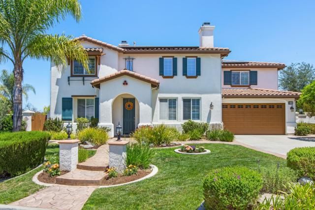 10340 Pinion Trail, Escondido, CA 92026 (#180032278) :: Neuman & Neuman Real Estate Inc.