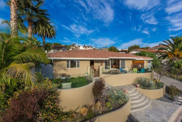 1114 Skylark Dr, La Jolla, CA 92037 (#180032356) :: The Yarbrough Group