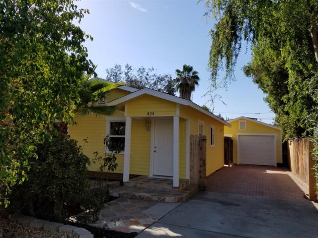 424 W 11th, Escondido, CA 92025 (#180032507) :: Bob Kelly Team