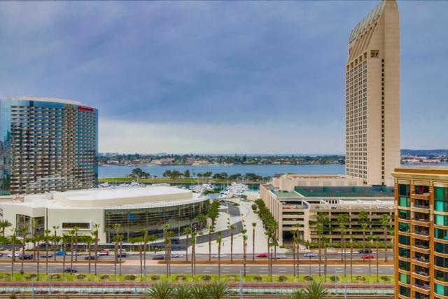 550 Front St. #1206, San Diego, CA 92101 (#180032586) :: KRC Realty Services