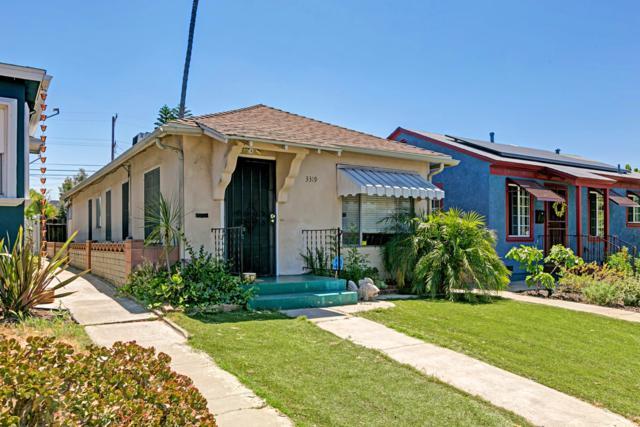 3317-19 Nile Street, San Diego, CA 92104 (#180032605) :: Keller Williams - Triolo Realty Group