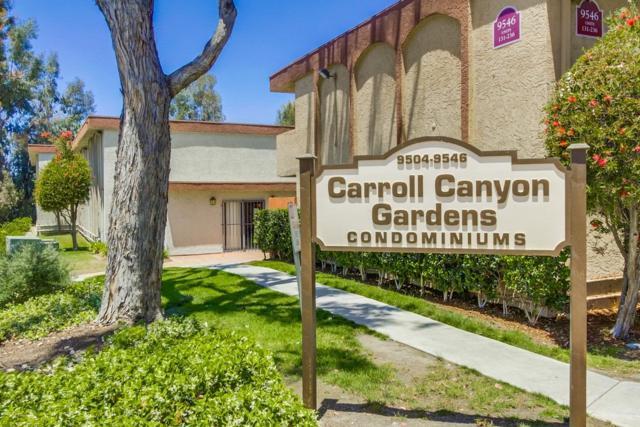 9510 Carroll Canyon Rd #105, San Diego, CA 92126 (#180032680) :: Bob Kelly Team