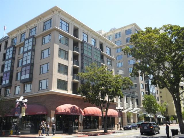 530 K St #205, San Diego, CA 92101 (#180032755) :: Keller Williams - Triolo Realty Group