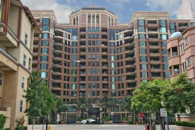 500 W Harbor Drive #704, San Diego, CA 92101 (#180032830) :: KRC Realty Services