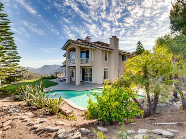 2056 Ridgecrest Place, Escondido, CA 92029 (#180032831) :: The Yarbrough Group