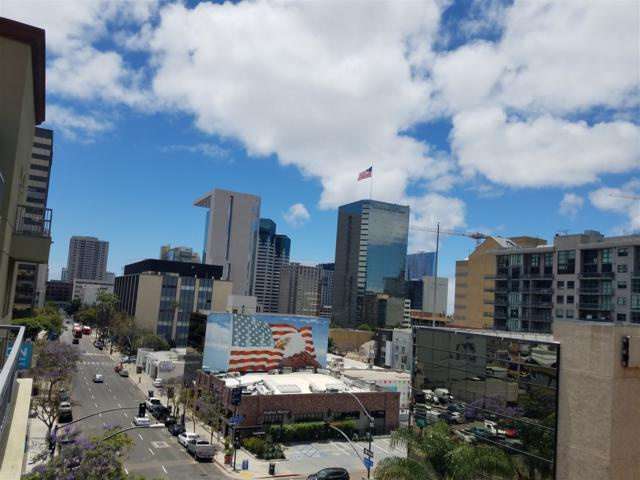 1501 Front Street #503, San Diego, CA 92101 (#180032881) :: Jacobo Realty Group