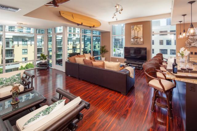 1262 Kettner Blvd #605, San Diego, CA 92101 (#180032901) :: Ascent Real Estate, Inc.