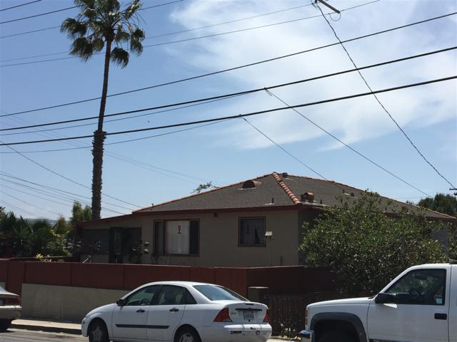 249 Cottonwood Rd., San Ysidro, CA 92173 (#180032977) :: Bob Kelly Team