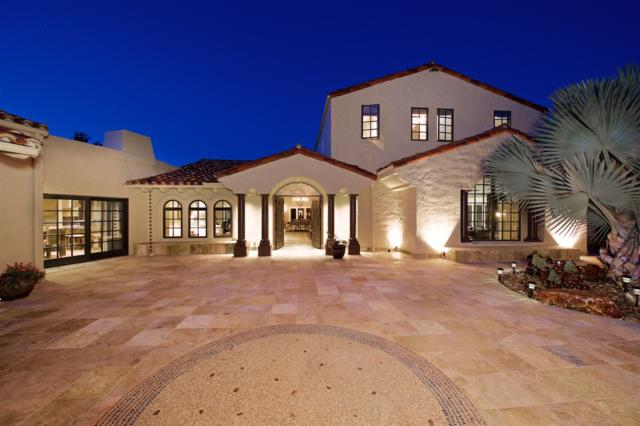 3329 Cerros Redondos, Rancho Santa Fe, CA 92067 (#180033013) :: KRC Realty Services